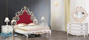 Set Tempat Tidur Mewah Klasik Modern Design Terbaru