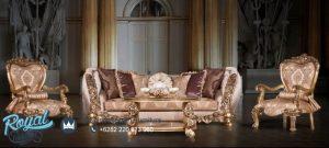 Jual Produk Furniture Ruang Tamu Mewah Butterfly Terbaru