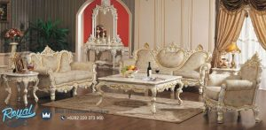 Jual Set Sofa Tamu Mewah Inveter Terbaru Model Klasik
