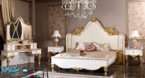 Jual Bedroom Set Mewah Classic Furniture Set Terbaru