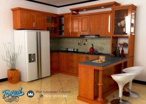 Jual Produk Kitchen Set Jati Klasik Model Terbaru