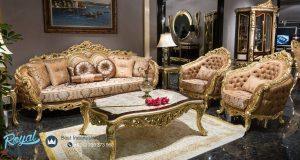 Jual Set Sofa Tamu Mewah Model Terbaru Jepara Klasik