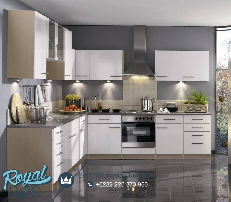 Kitchen Set Furniture Dapur Mewah Modern Klasik Terbaru Royal