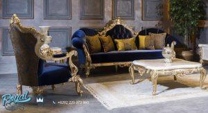 Set Kursi Tamu Sofa Ruang Tamu Sancak Klasik Mewah Terbaru
