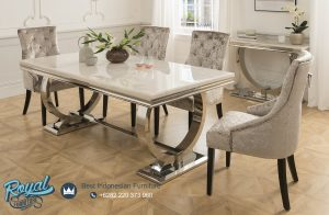 Ariana Dinning Table Mewah Modern Classic Meja Makan Mewah Terbaru