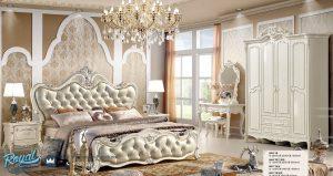 Jual Produk Furniture Set Kamar Tidur Model Mewah Terbaru