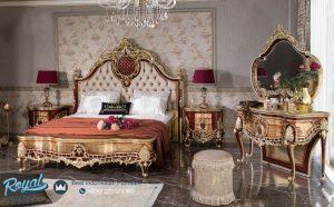 Jual Produk Kamar Tidur Mewah Eropa Klasik Ukiran Jepara