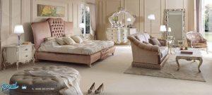 Jual Set Furniture Tempat Tidur Royal Bedroom Mewah Terbaru