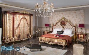 Jual Set Kamar Tidur Model Arabian Model Terbaru