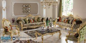 Katalog Set Sofa Tamu Mewah Model Alina Kursi Tamu Terbaru
