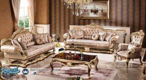 Katalog Sofa Tamu Set Mewah Model Kursi Sofa Terbaru