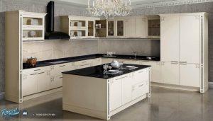 Kitchen Set Cocina Minimalis White Classic Mewah Terbaru