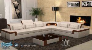 New Living Room Minimalis Mewah Sofa Sudut Terbaru