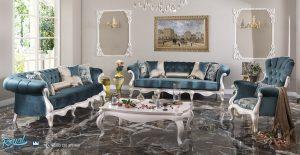 Set Kursi Tamu Mewah Model Klasikal Furniture Mewah Terbaru