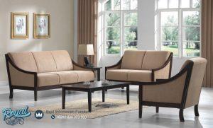 Set Kursi Tamu Sofa Minimalis Mewah Jati Terbaru