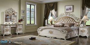 Jual Bedroom Set Mewah Model Andenia Klasik Terbaru