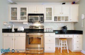 Kitchen Set Cabinet Model Minimalis Mewah Terbaru