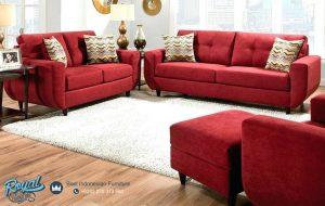 Living Room Set Semi Minimalis Terbaru Model Sofa Mewah