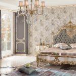 Set Kamar Tidur Mewah Model Klasik Mewah Kualitas Terbaik