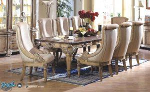 Furniture Set Meja Makan Klasik Mewah