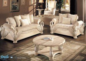Luxury Living Room Set Mewah Klasik Terbaru