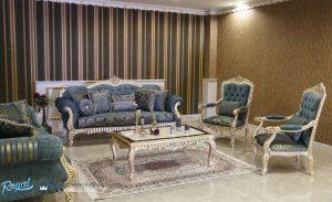 Model Sofa Tamu Set Mewah Klasik Eropa