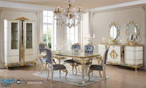 Set Meja Makan Mewah Dining Room Model Terbaru
