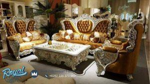 Kursi Sofa Tamu Jepara Ukiran Klasik Terbaru Bellagio