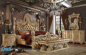 Model Kamar Tidur Klasik Mewah Ukir Jepara Homey Design Terbaru