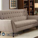 Kursi Sofa Ruang Tamu Minimalis Terbaru Kayu Jati Jepara Retro Style