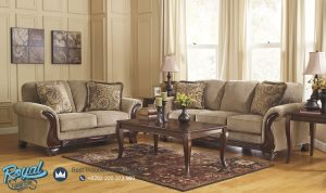 Set Sofa Tamu Jati Minimalis Klasik Mebel Jepara Antique