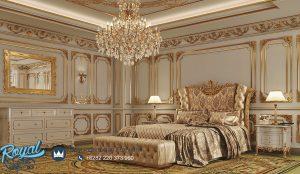 Tempat Tidur Utama Mewah Master Bedroom