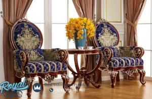 Kursi Sofa Teras Klasik Kayu Jati Utopia
