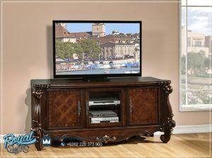 Meja Ruang Tv Klasik Versailles