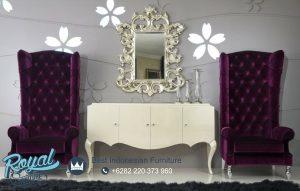 Kursi Sofa Baroque Mewah Model Princess Terbaru