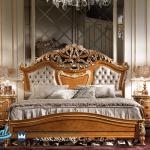 Set Tempat Tidur Jati Jepara Ukir Klasik Napoly