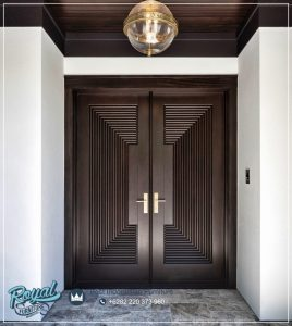 Kusen Pintu Kayu Jati Minimalis Terbaru